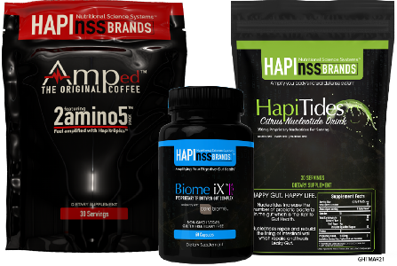 amplifei gut health triad bundle